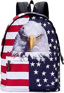Best american flag backpack mens Reviews