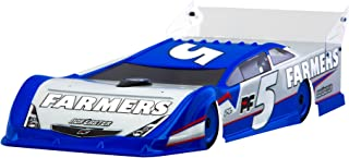 PROLINE 123830 Nor' Easter Clear Body for Dirt Oval Late Model