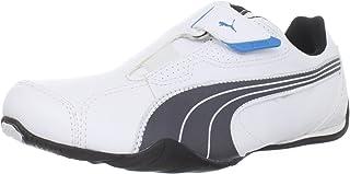 PUMA Men's Redon Move Fashion Sneaker white Size:
