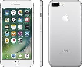 Apple iPhone 7 Plus 128 GB T-Mobile (Silver) (Renewed)