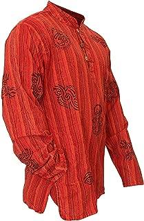 ethnic shirts mens