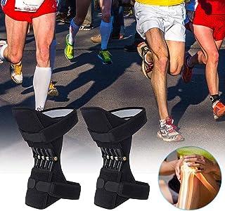 GBHJJ knäbooster, knäskydd booster kraft lyft stöd knäskydd kraftfull återstuds vår kraft för sport vandring klättring min...