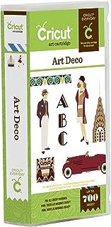 Cricut Art Deco Card Making Cartridge
