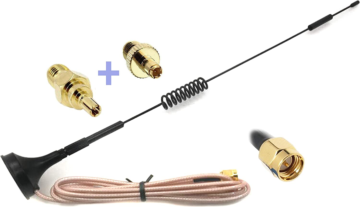 Universal Kit of 3G Max 63% OFF 4G LTE Dipole Band mart 7dBi Antenna Wide 698-270