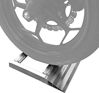 MaxxHaul 80401 Regular Motorcycle Wheel Cleaning Stand-500 lb. Capacity