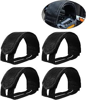VORCOOL Pedal Straps, 4 piezas de correas de pedal de