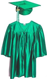 Preschool and Kindergarten Graduation Cap and Gown, Tassel and 2019 Charm
