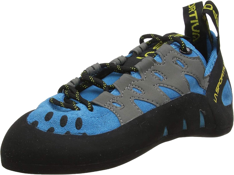 La Sportiva Tarantulace Blue, Zapatos de Escalada Unisex ...