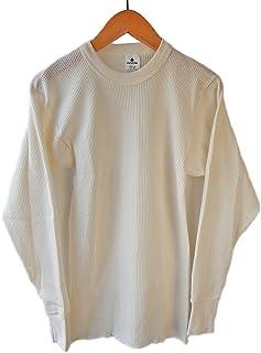 (インデラミルズ)INDERA MILLS 100%コットン サーマル ロング Tシャツ メンズ [並行輸入品]
