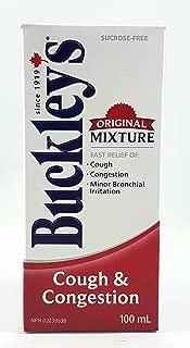 BUCKLEYS Original COUGH CONGESTION Syrup (100mL)