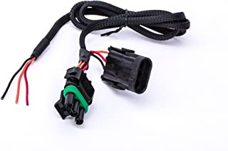 Power Play Parts Can-Am Maverick X3 Quick Harness For License Plate, Whip Light, or Rear Chase Light