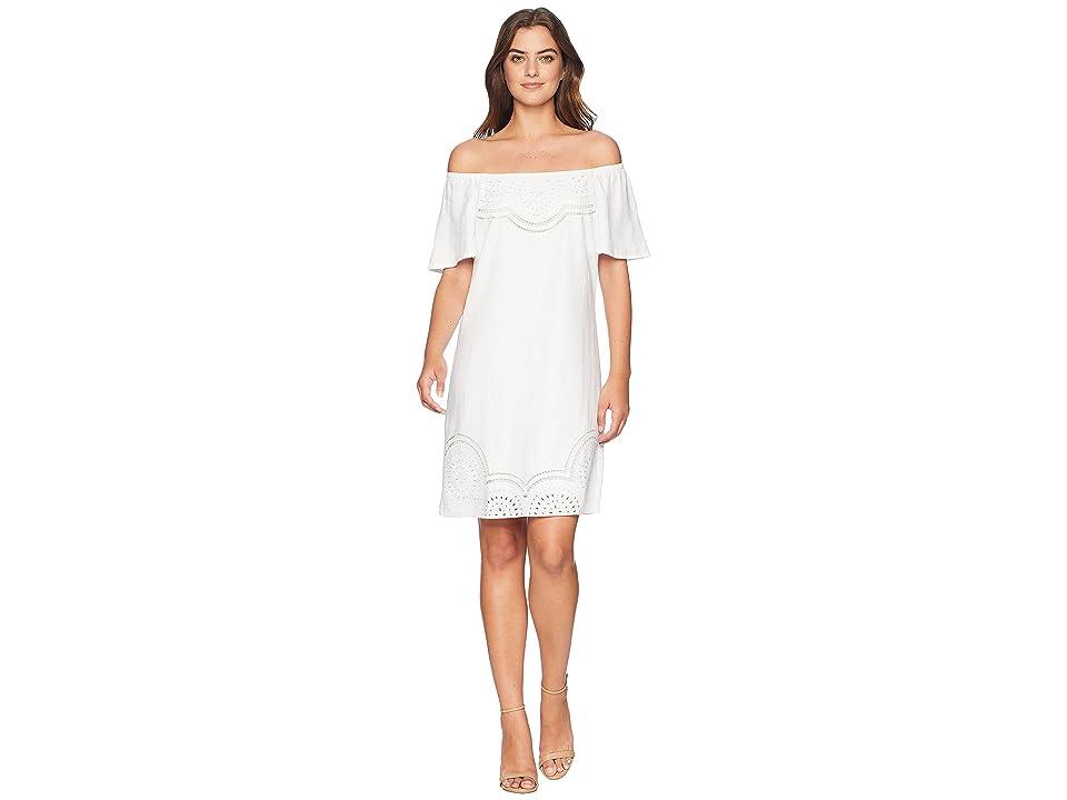 Tommy Bahama Radial Rays Sundress (White) Women