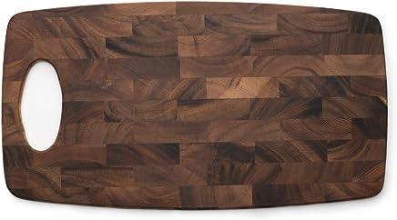 Ironwood Gourmet 28141 End Grain Cutting Board, Acacia Wood