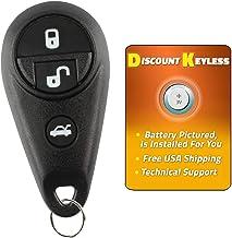 $34 » Discount Keyless Remote Replacement Car Key Fob For Subaru Forester Impreza Legacy Outback NHVWB1U711
