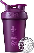 BlenderBottle Classic Loop Top Shaker Bottle, 20-Ounce, Plum/Plum - C01624