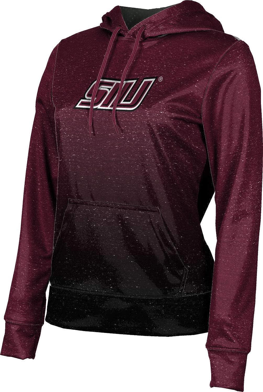 ProSphere Southern Illinois University Girls' Pullover Hoodie, School Spirit Sweatshirt (Ombre)