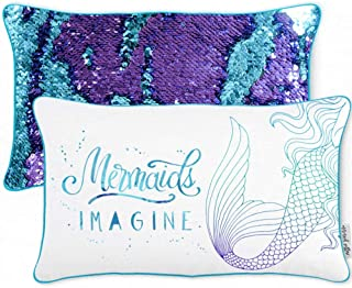 Best little mermaid pillow Reviews