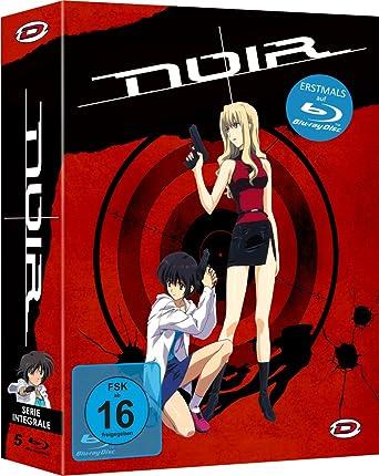 Noir - Gesamtausgabe - [Blu-ray] Collector's Edition