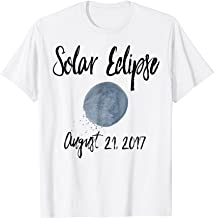 Total Solar Eclipse 2017 T-Shirt August 21 Summer Totality