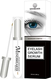 Eyelash Growth Enhancer & Brow Serum for Long, Best Seller Conditioner Enhances The Appearance Luscious Lashes and Eyebrows Of Natural Eyelash Growth & Regrowth Strong Lashes (0.28 oz /8 ml)