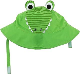 Zoo cchini Baby Schermo Solare Cappello Corona con protezione UV Fattore di Protezione Solare 50/+ Wal 12//–/24/mesi, di circonferenza 53/cm Taglia L
