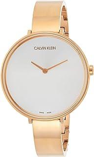 Calvin Klein Unisex Adult Analogue-Digital Quartz Watch with Stainless Steel Strap K7A23646