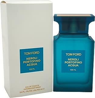 Tom Ford Neroli Portofino Aqua Eau De Toilette, 3.4 Ounce