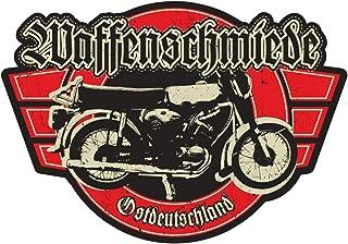 Aufkleber Waffenschmiede Ostdeutschland (Wetterfest)