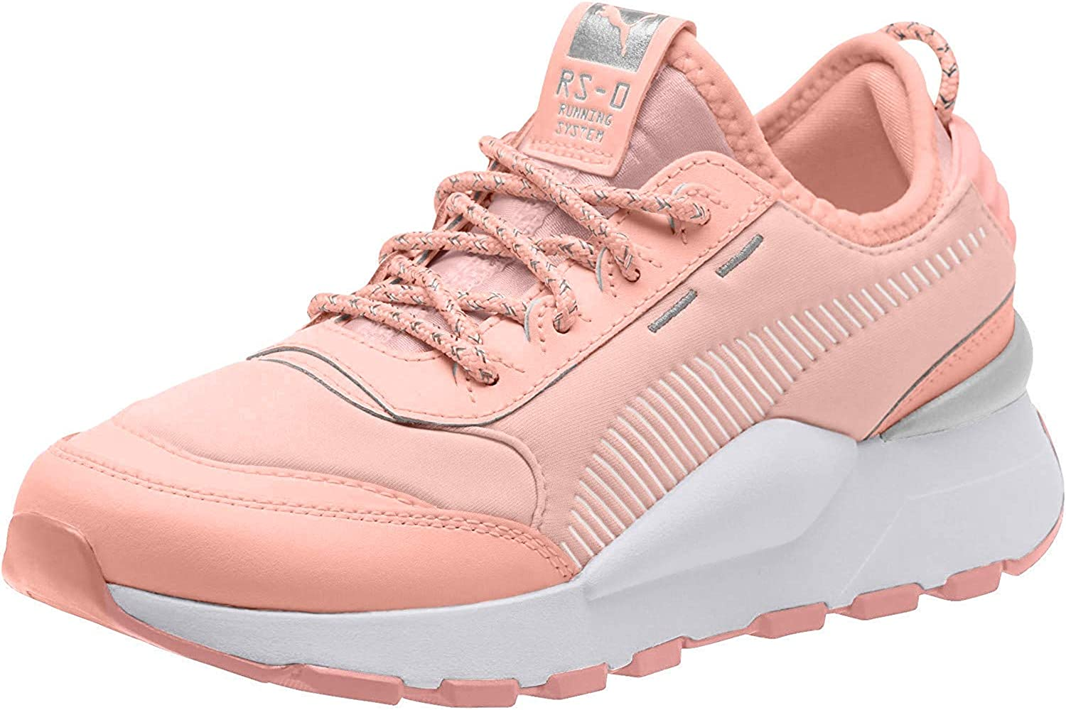 PUMA Kids Girls Rs-0 Trophy Sneakers Shoes Casual - Pink