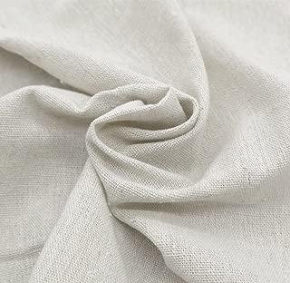 Best gray linen fabric Reviews