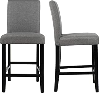Best grey counter stools Reviews