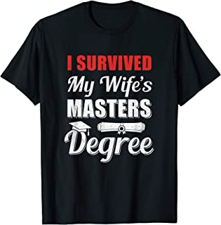 I Survived My Wife's Master's Degree Graduation Husband