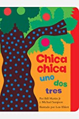 Chica chica uno dos tres (Chicka Chicka 1 2 3) (Chicka Chicka Book, A) (Spanish Edition) Kindle Edition