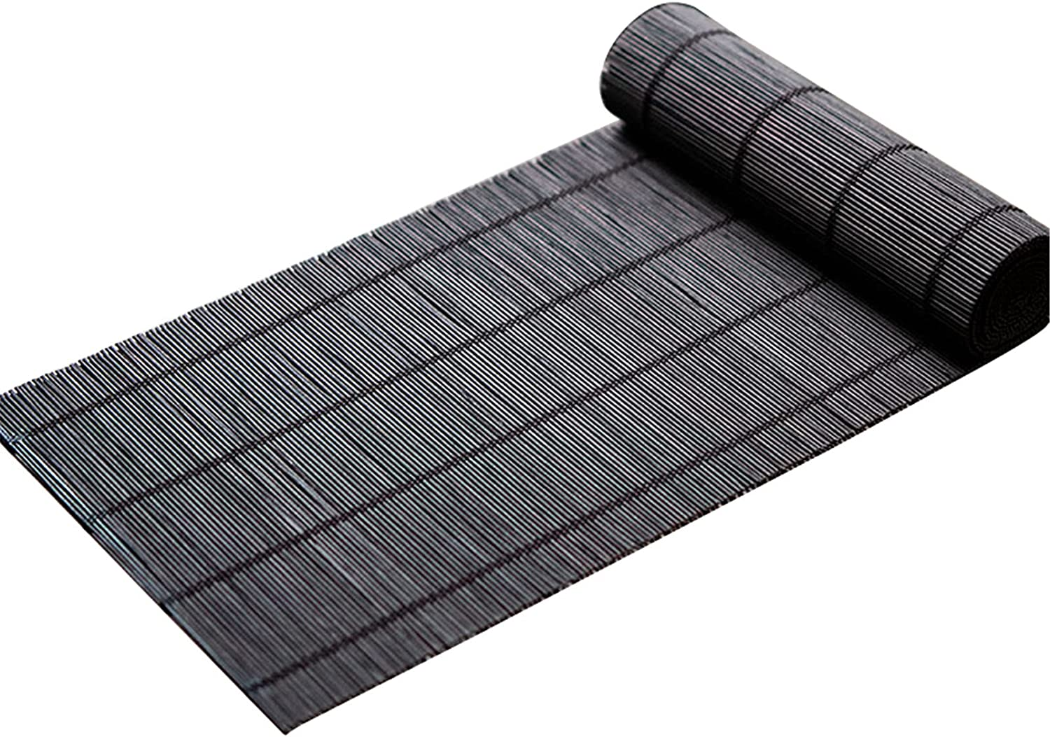 JLCP Japanese Style Bamboo Table Runner Black Limited price sale 40Cm 30 Cheap bargain Width 20