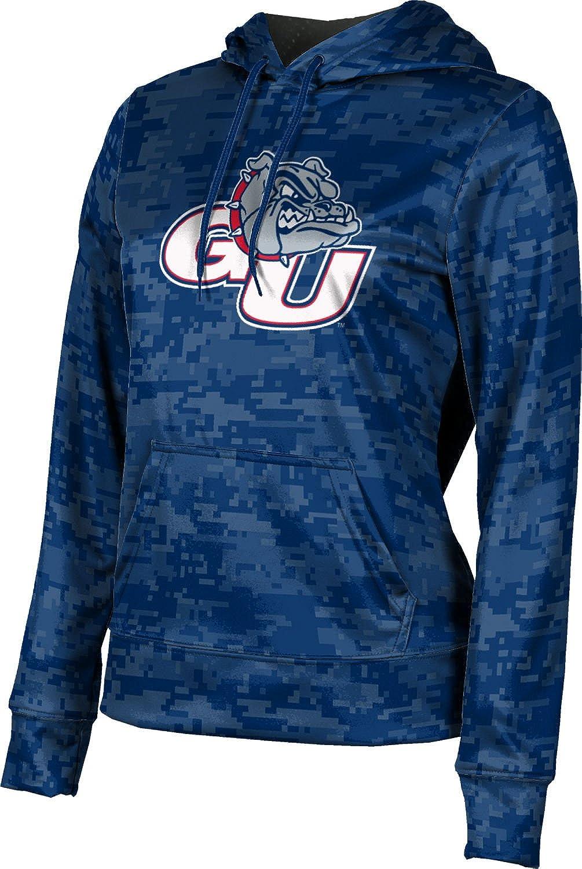 ProSphere Gonzaga University Girls' Pullover Hoodie, School Spirit Sweatshirt (Digital)