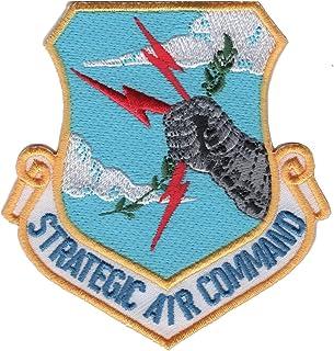 SAC Strategic Air Command Patch