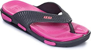 Liberty A-HA Ladies Bin Grey Thong Slippers