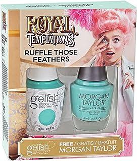 Morgan Taylor Gel de manicura y pedicura (Ruffle Those Feathers) - 30 ml.