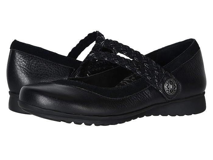 Aetrex  Essence Ada (Black) Womens  Shoes