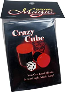 Royal Magic The Crazy Cube Mind Reading Made Easy!