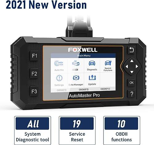popular FOXWELL NT644 Elite All System Diagnostic Scanner with 19 Service Reset and NT604 Elite online sale Car Scanner ABS SRS Transmission, online Check Engine Code Reader sale