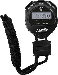 Marathon Adanac 4000Digital Cronómetro Temporizador con Pantalla Extra Grande y Botones, Resistente al Agua, garantía de ...