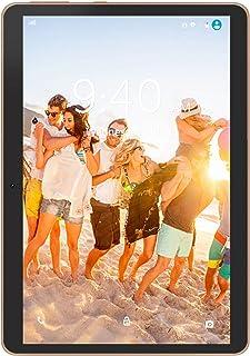 comprar comparacion 4G LTE Tablet 10 Pulgadas YOTOPT - Android 9.0, 4GB RAM y 64GB ROM, GPS/Bluetooth/WiFi Soporte (Negro)