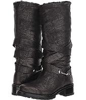 Alessandra Tall Moto Boot