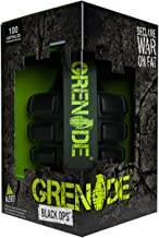 Grenade Black Ops Weight Management Capsules – Pack of 100 Capsules Estimated Price : £ 24,98