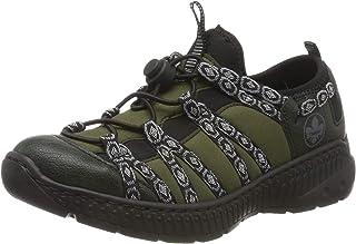 Rieker N62n3-54, Sneakers Basses Femme
