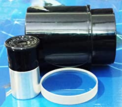 Anand traders telescope making kit 87x zoom, 50mm achromat doublet lens,8mm eyepiece,50mm lens holder for astronomy