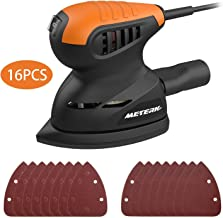 Mouse Detail Sander, Meterk 13500RPM Sander Wall Putty Polishing Machines Sander with..