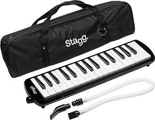 Stagg MELOSTA32BK 32 Note Melodica met koffer - Zwart