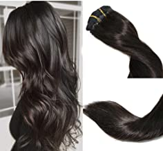Best 1b ombre clip in hair extensions Reviews